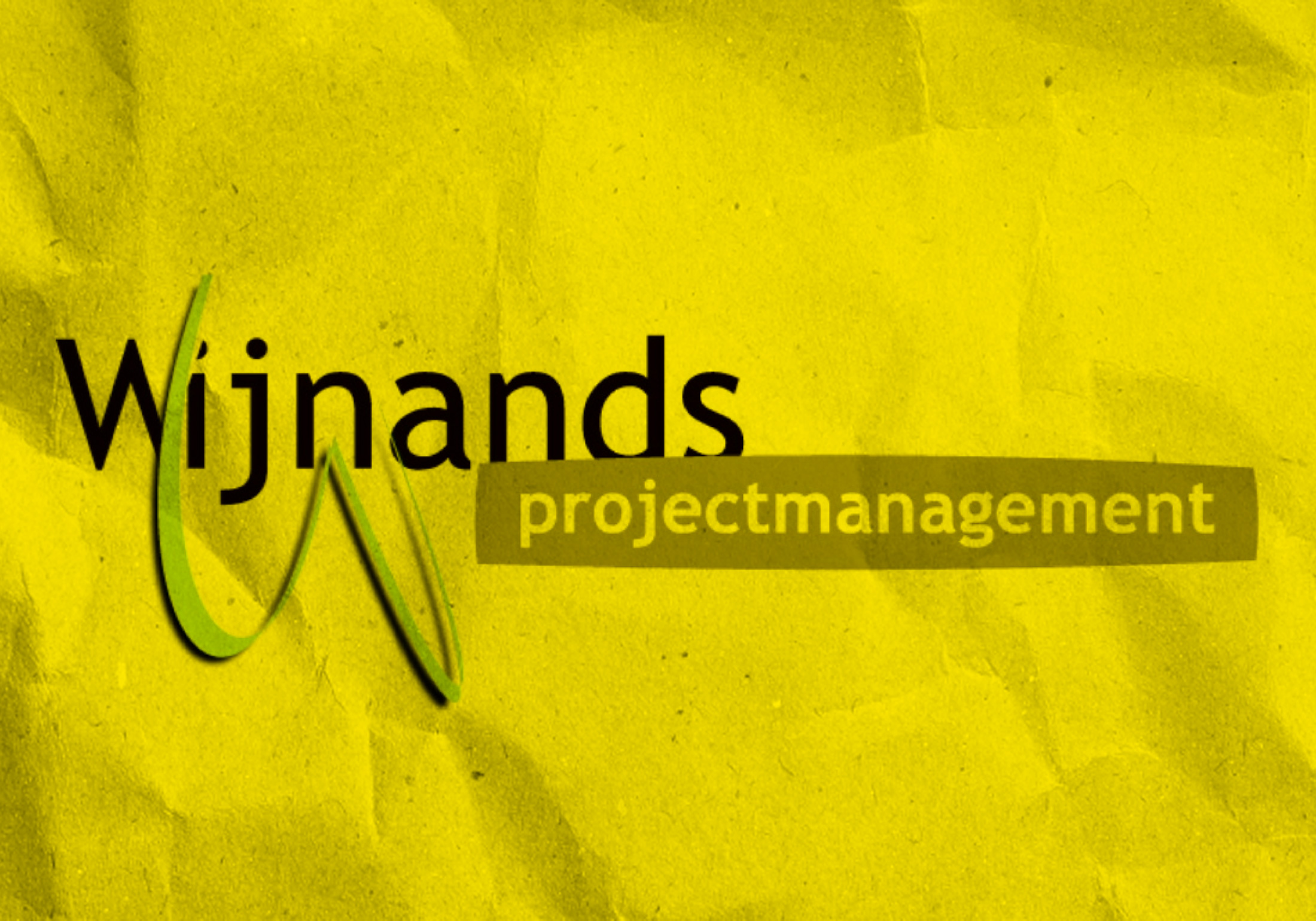 Wijnands Projectmanagement
